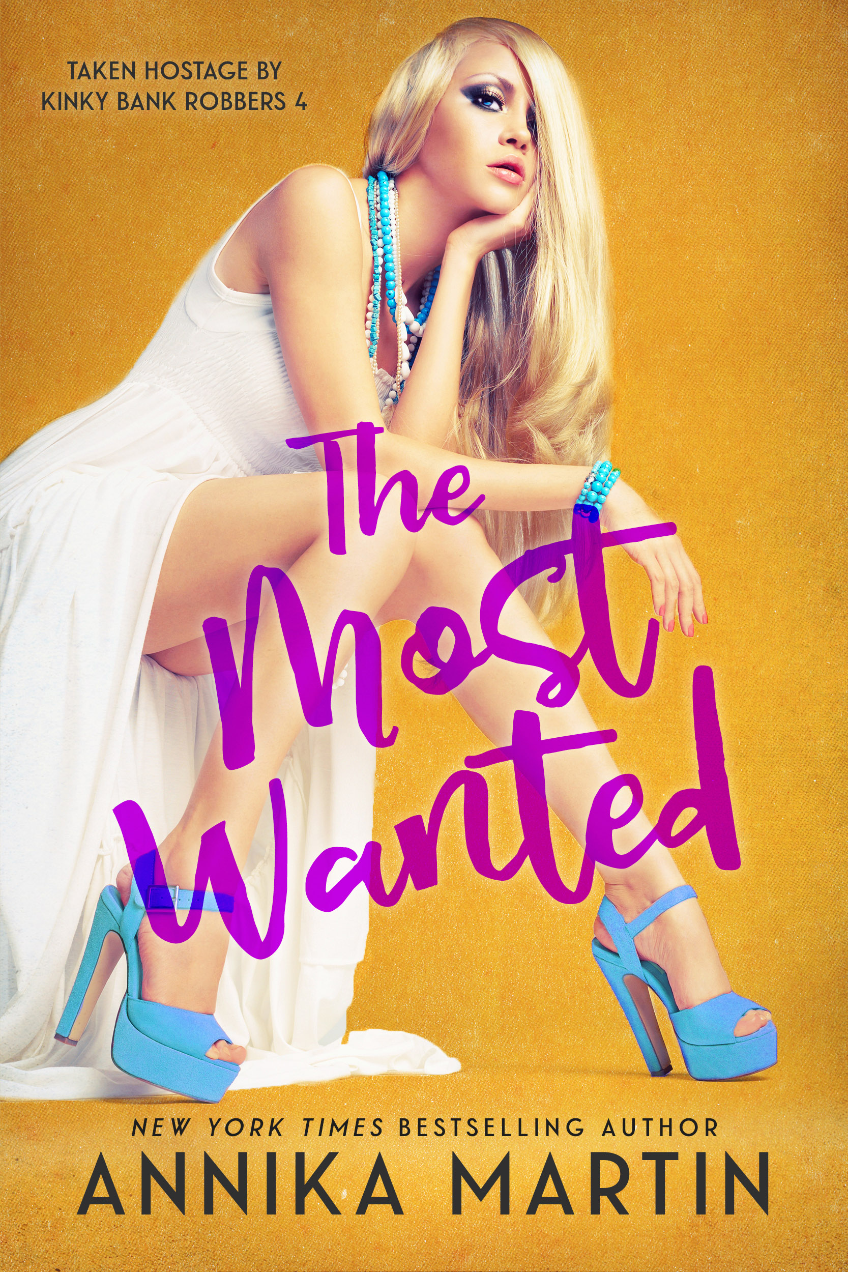 4 The Most Wanted AMAZON 72