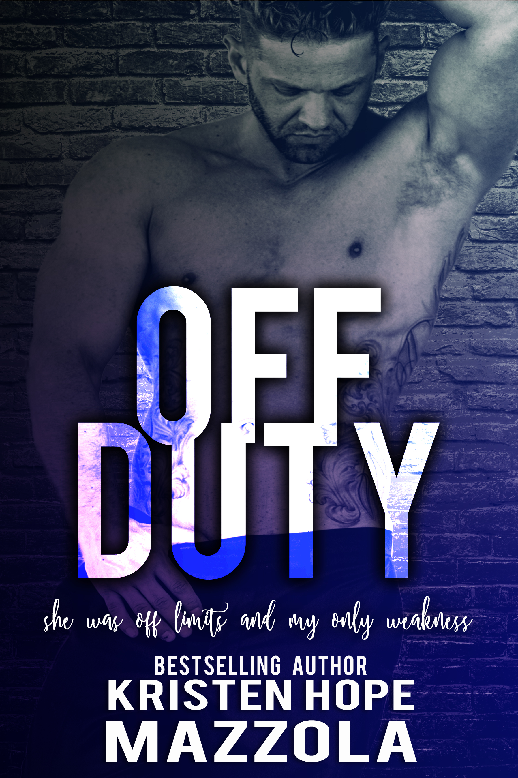 1off duty - front