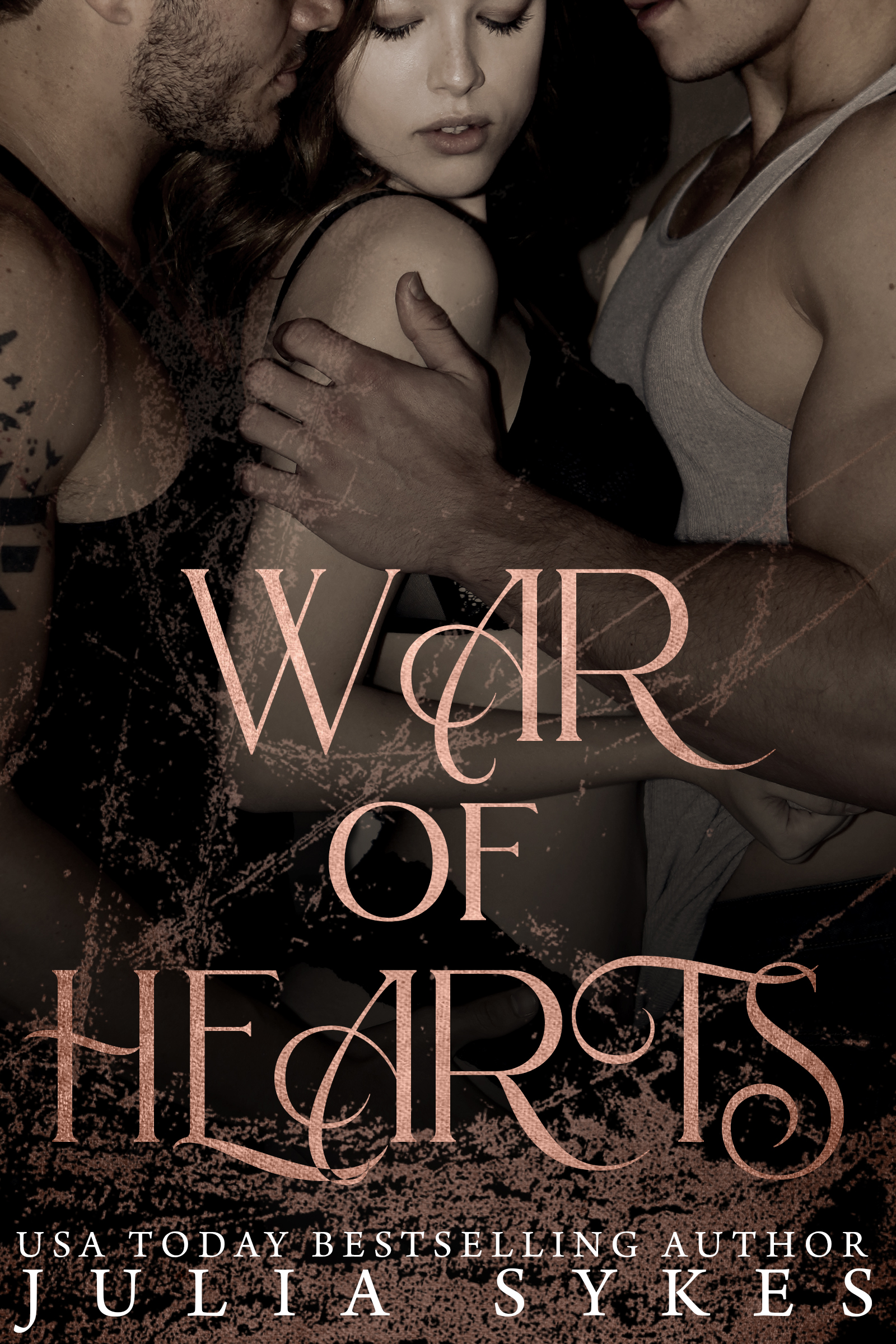 War of Hearts Julia Sykes Cover