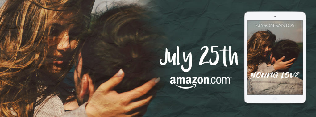 Cover Reveal: Young Love by Alyson Santos